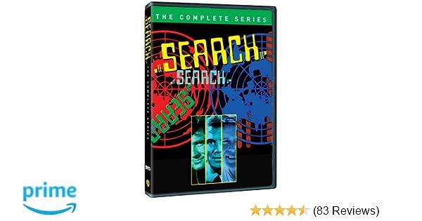 Amazon com: Search: The Complete Series: Search, The Search, Hugh O