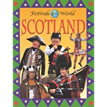 Scotland (Festivals of the World) by Jonathan Griffiths (1999-09-02)