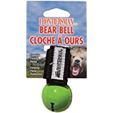 Frontiersman Bear Bell with Magnetic Silencer–Helps Prevent驚くべきBears on Trail–Reduceリスクの攻撃