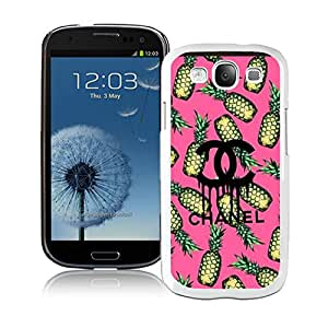 Fashionable Unique Designed Cover Case For Samsung Galaxy S3 I9300 Phone Case 48 White