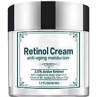 Retinol Face Cream Collagen Whitening Skin Firming Moisturizer Wrinkle Remover Cream 50ml