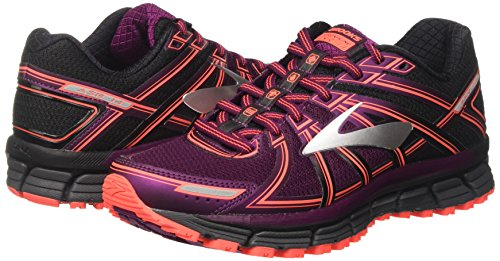 De Multicolore Chaussures Running Adrenaline Brooks 14 Asr blackebonypickledbeet Femme qPwTIax