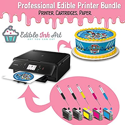 Comestible impresora Bundle sistema incluye INKUTEN recargable ...