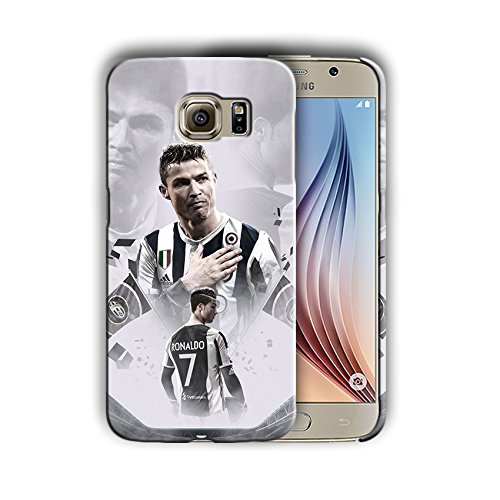 Hard Case Cover with Sport design for Samsung phone models (ronal3) (Galaxy S5) (Galaxy S5 Case Manchester United)