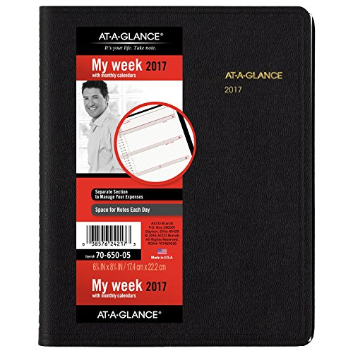 Acco AT-A-GLANCE Weekly / Monthly Appointment Book / Plan...
