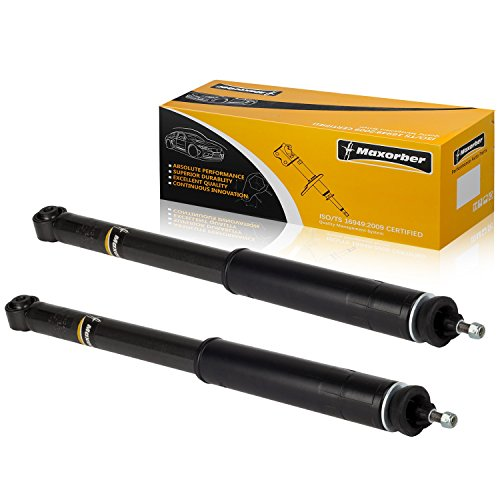 Maxorber Rear Left Right Shocks Struts Absorber Kit Compatible with Honda Civic 2006 2007 2008 2009 2010 Shock Absorber 343460 52610SNAA03 52610SNCA02 51605SNAA13 ()