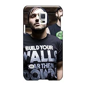 AlissaDubois Samsung Galaxy S5 Mini Protective Hard Phone Case Provide Private Custom Nice Grave Band Image [oCD8685zWvw]
