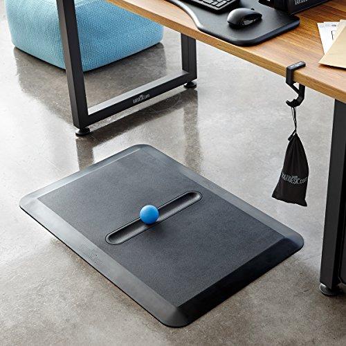 Varidesk Standing Desk Anti Fatigue Comfort Floor Mat
