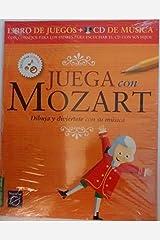 JUEGA CON MOZART C/CD Paperback