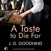 A Taste to Die For | J. G. Goodhind
