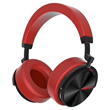 Sencillo Vida Auriculares Bluetooth inalámbricos de Cancelación de Ruido Activa, Auriculares estéreo portátiles, con micrófono para teléfonos y música: ...