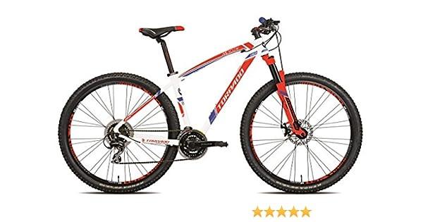 Torpado - Bicicleta MTB Mercury de 29 pulgadas, disco de aluminio ...