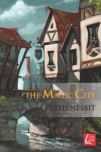 Download The MAGIC City: Illustrated pdf