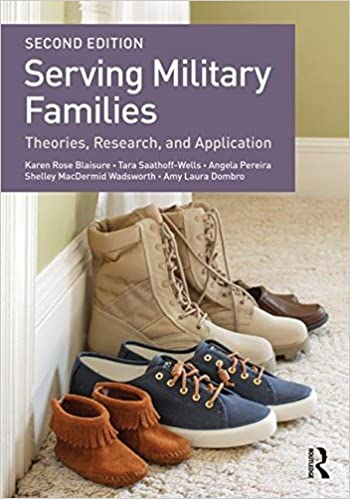 Book Serving Military Families: Theories, Research, and Application (Textbooks in Family Studies) by Karen Rose Blaisure (2015-08-24)