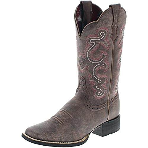3f122eec Outlet FB Fashion Boots - Botas De Vaquero de Piel Mujer - www ...