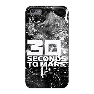 New Iphone 6plus Case Cover Casing(30 Seconds To Mars Band 3STM)