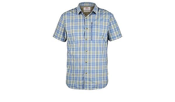 FJALLRAVEN Abisko Hike Shirt SS M - Camisa Hombre