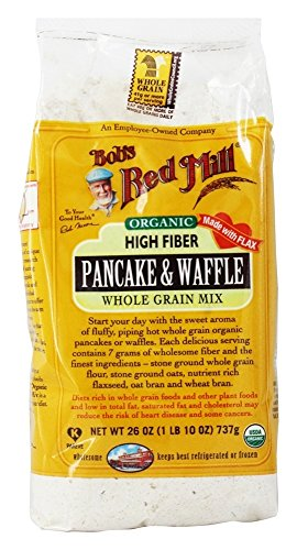 Organic Waffle Mix by Bob's Red Mill, 26 oz