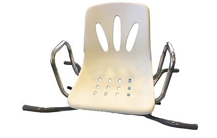Sedile Per Vasca Con Seduta Girevole.Queralto Sedia Girevole Per Vasca Da Bagno Sedia Bagno Con