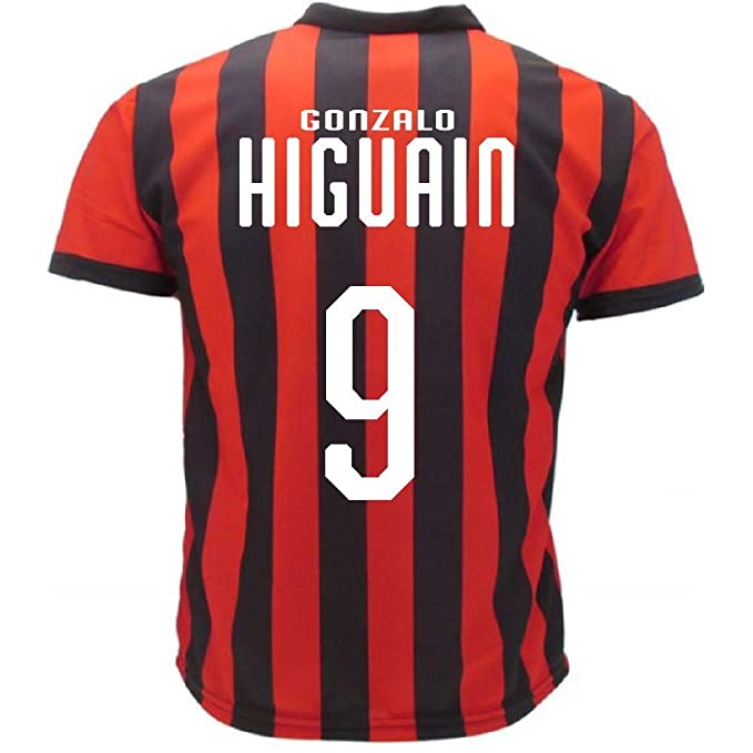 abbigliamento AC Milan personalizzata