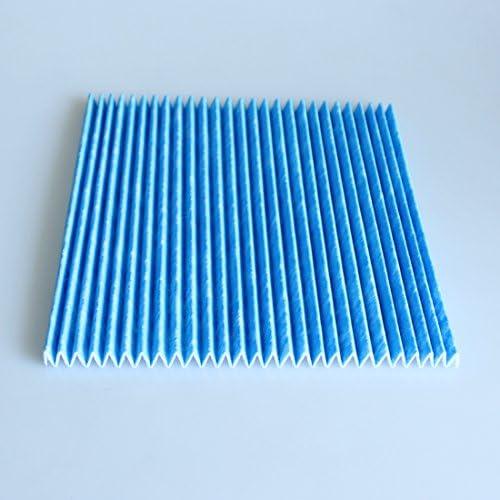 reyee plisado filtros 5 hojas de repuesto para purificador de aire ...