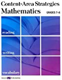 Content-Area Strategies: Mathematics Grades 7-8, Walch, 082516012X