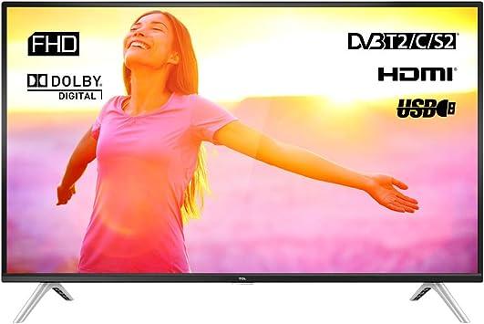 TCL 40DD420: Amazon.es: Electrónica