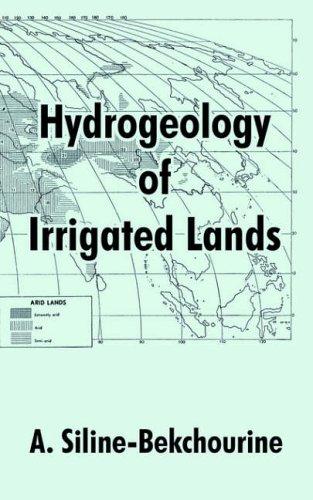 Hydrogeology Of Irrigated Lands
