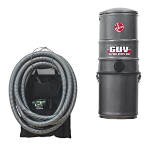 HOOVER Vacuum Cleaner GUV ProGrade Garage Wall Mounted Utility Vacuum L2310