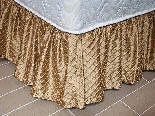 Austin Horn Classics Escapade Luxury Bed Skirt California King (Bedskirt Austin)