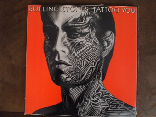 (Rolling Stones Tattoo You Original Rolling Stones Records release COC 16052 80's Rock & Roll Vinyl (1981))