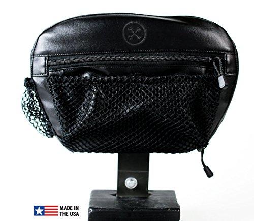 The Bone® Double Impact Passenger/Rider Backrest Pocket