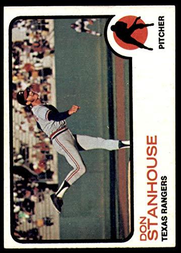 Amazon.com: 1973 Topps #352 Don Stanhouse Near Mint RC ...