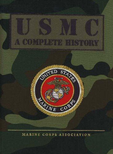 USMC: United States Marine Corps- A Complete History by Brand: Universe