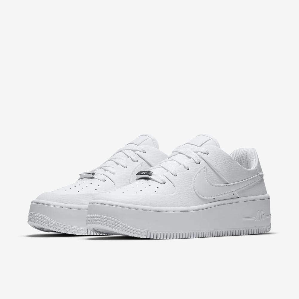 Chaussures de Basketball Femme Nike W Af1 Sage Low