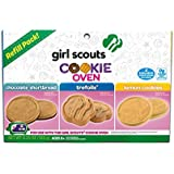 Girl Scout Cookie Oven Deluxe Refill Kit - Trefoils Trio