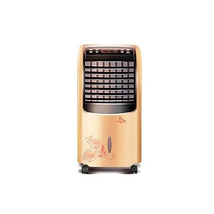FriendShip Shop Aire Acondicionado – Calentador Aire Acondicionado Ventilador calefacción Ventilador hogar refrigerador móvil pequeño Aire