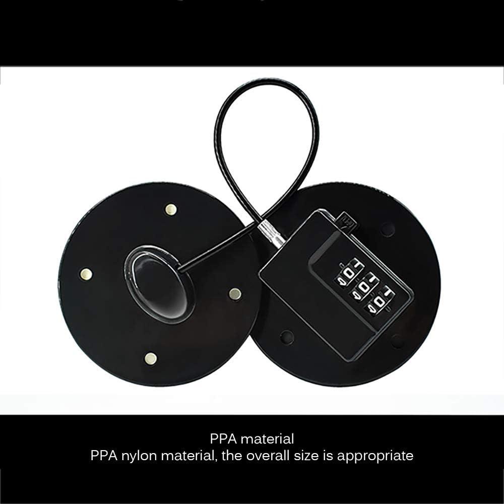 3 contrase/ña digital cerraduras de armario de seguridad para ni/ños cerraduras de cerradura a prueba de ni/ños para refrigerador de armario de caj/ón de puerta ShangSky Cerradura de refrigerador