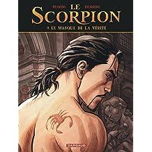 Scorpion 09 : Le masque de la vérité  N.E.