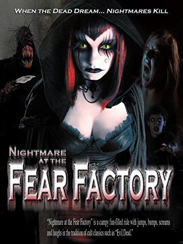 Nightmare at the Fear Factory -