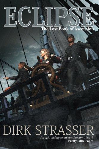 Eclipse: The Lost Book Of Ascension (The Books of Ascension) (Volume 3)