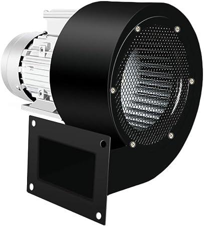 FSS Soplador Ventilador Centrífugo Ventilador Multi-ala Resistente A Altas Temperaturas 220V Ventilador De Extracción Industrial Pequeño: Amazon.es: Hogar