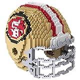 San Francisco 49ers 3D Brxlz - Helmet