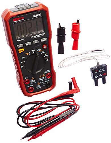 Redfish Instruments iDVM 510 iOS & Android Enabled Wireless Multimeter and Data Logger by Redfish Instruments (Image #4)