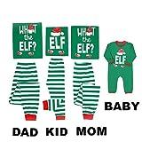 Best Christmas Family Pajamas - Mikrdoo Family Matching Christmas Pajamas Sleepwear Letter Printed Review