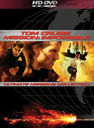 Mission: Impossible [USA] [HD DVD]: Amazon.es: Tom Cruise, Jon ...