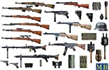 1/35 WW-II German small arms set (japan import)
