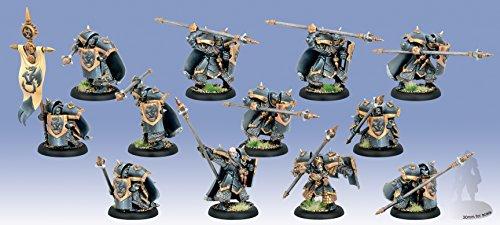 Warmachine: Khador Iron Fang Pikemen/Black Dragons plastic box