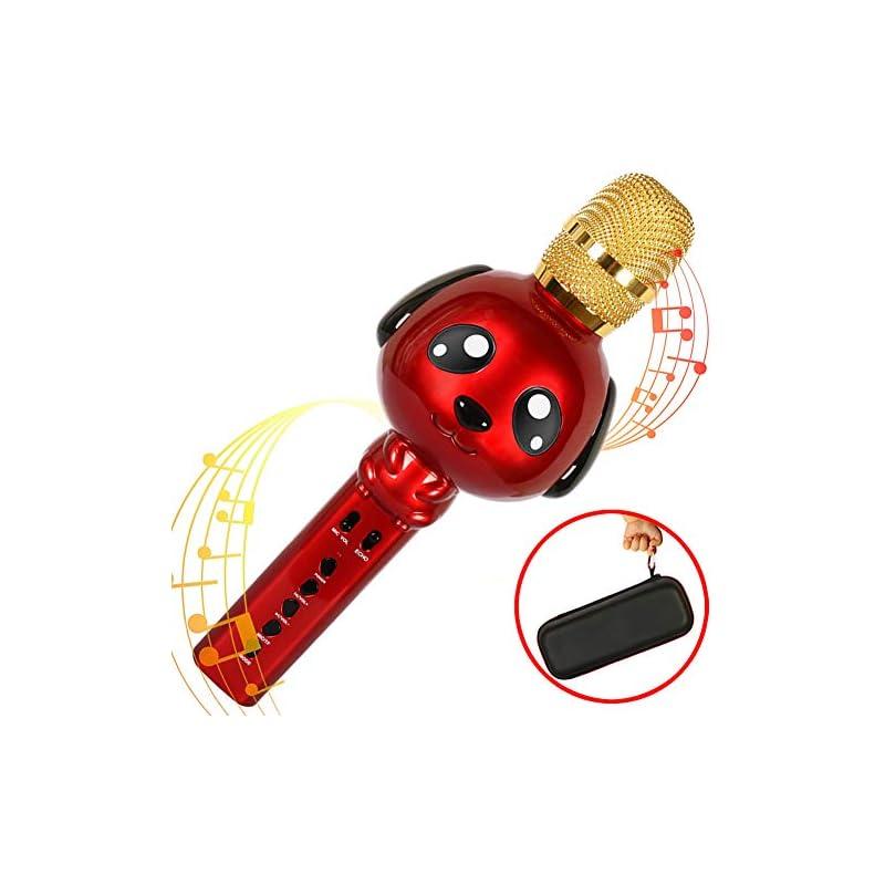 Kids Karaoke Machine Microphone for Kids