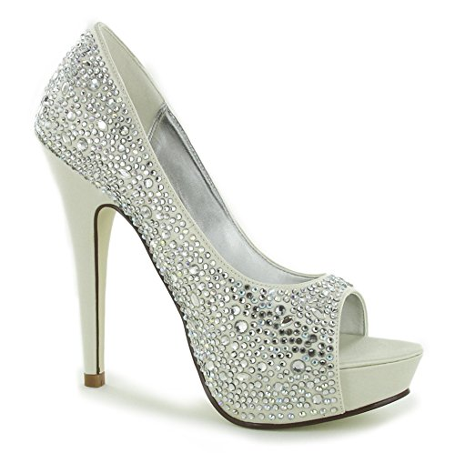 womens-shoes-silver-pump-peep-toe-w-crystals-11-mb-us